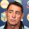 Shane Flanagan deregistered as NRL slashes Wests Tigers' fine