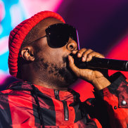 Qantas offers to help cabin crew sue pop star will.i.am over racism claim