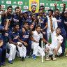 'Great feeling': Sri Lanka seal historic series win in South Africa