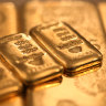 The world's rich are struggling to get hold of gold