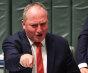 Deputy Prime Minister Barnaby Joyce