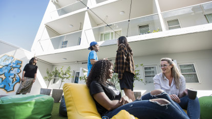 Sydney 'front and centre' of burgeoning co-living trend