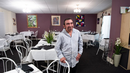 COVID piles on tough conditions to claim Armadale's first fine dining eatery