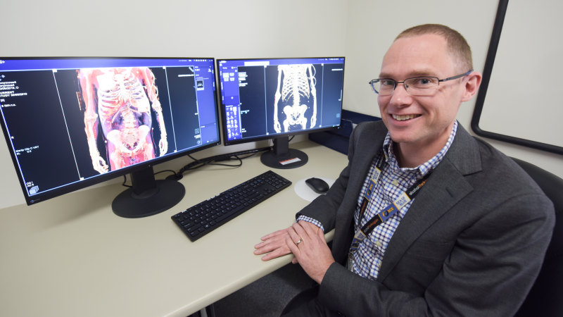 'Gold standard' scanner a game-changer for WA's over-capacity mortuary
