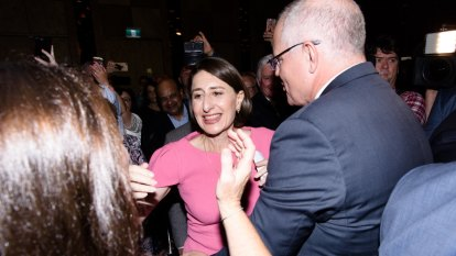 Negative and dirty, Berejiklian's team got the job done