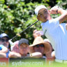 Min Woo Lee eliminated at Perth golf event