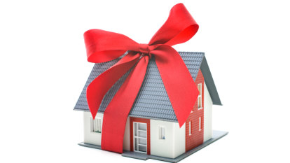 Loan with nominal interest better option than house gift