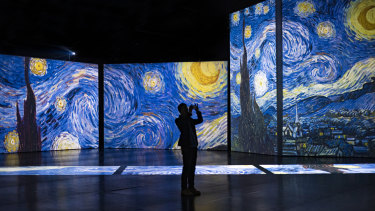 Van Gogh Alive promises to stimulate the senses and engage new audiences.