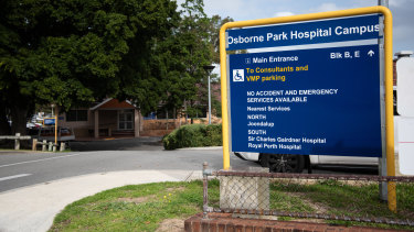 Osborne Park hospital has been overwhelmed with patients after the Bentley hospital closed its maternity facilities, while King Edward hospital has also caved under a buckling system.