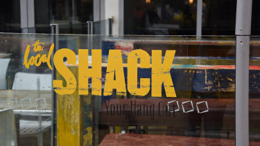 The Local Shack in Scarborough.