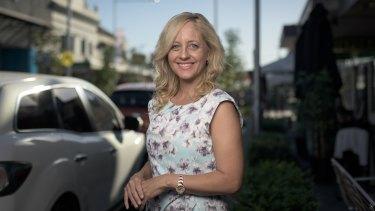 Liberal candidate for Lindsay, Melissa McIntosh.