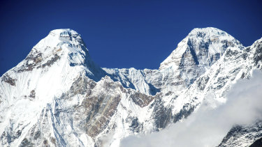 It's believed that Nanda Devi was hit by multiple avalanches when the group was trying to scale one of the peaks.