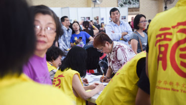More than 400 of the Chung Wah Association's 1500 members turned out to vote in the Annual General Meeting in Balcatta on Saturday.