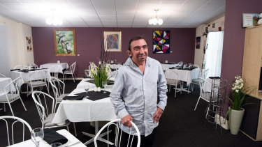 Manse Restaurant owner Gary Smith is rolling down the shutters of the Armadale institution.