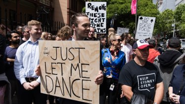 The push to scrap Sydney's lock-out laws has gained momentum in recent months.