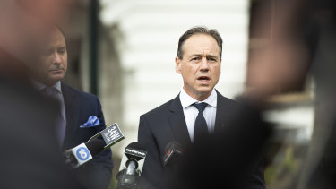 Health minister Greg Hunt says he's determined to keep funds' premiums increases to 3 per cent this year.