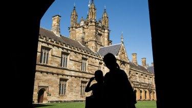 The University of Sydney's new requirement is unprecedented.