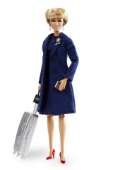 The Julie Bishop Barbie doll.