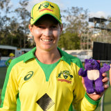 Woman of the match: Meg Lanning.