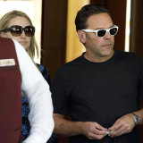 Lachlan Murdoch at the Sun Valley conference