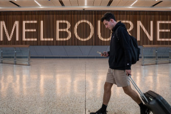 The Victorian government wants to add an economic stream of international arrivals to its quarantine program.