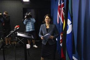 NSW Gladys Berejiklian announced her resignation on Friday.