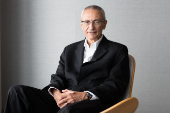 Senior Democrat John Podesta says the Quad security alliance is likely to lobby Australia for more ambitious emissions goals.