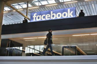 Facebook also said it removed about 22.5 million posts containing hate speech.