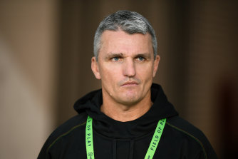 Ivan Cleary has spoken of his admiration for sacked Warriors coach Stephen Kearney.