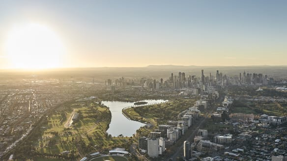 Darker days ahead as Melbourne's property market finally turns