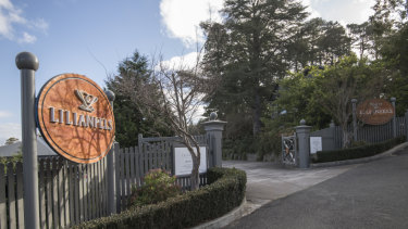 Lilianfels Hotel in Katoomba