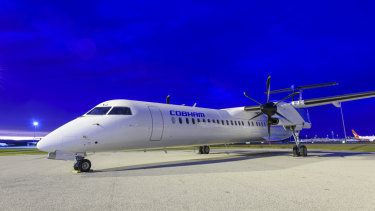 The aircraft will service Cobham's clients in the Goldfields and Mid West.