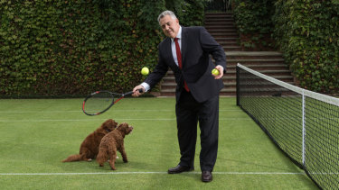 "Australia's ambassador to the US Joe Hockey says in ""abnormal times"" an abnormal approach to diplomacy is needed"