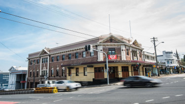 The Oxford Hotel last sold for $34m in 2015.