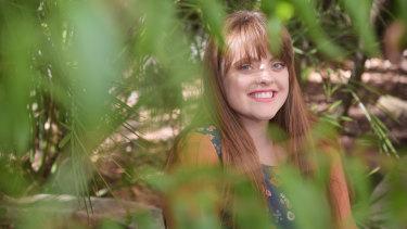 Kayla Lynn, 22, who hasTourettesyndrome, wants to become a singer.
