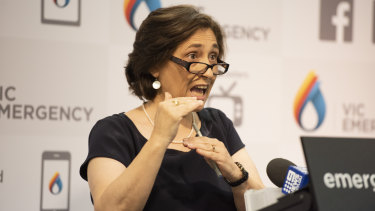 Victorian Energy Minister Lily D\'Ambrosio.