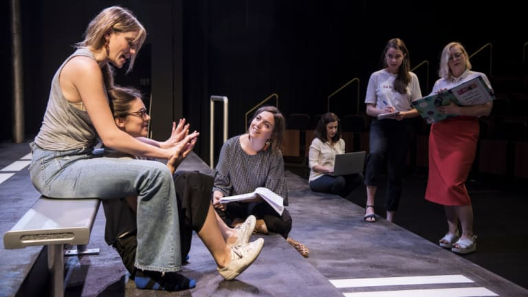 Darlinghurst Theatre Company's production of Love features a female-led creative team.