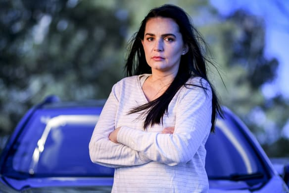 'Your loss baby': It was 5am when Uber driver Kate was confronted by a passenger