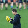 Blues leaders kick coaches out and hold their own review