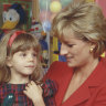 'You can't cuddle': Why Princess Diana shunned hats on hospital visits