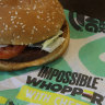 'Misleading': Vegan sues Burger King over its meatless burger