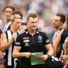 Pies' list changed but the game plan didn't change enough