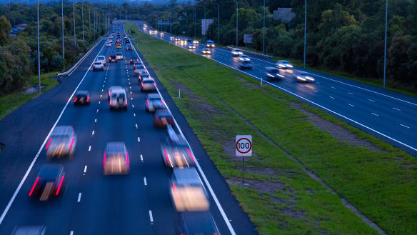 Up to a quarter of motorists speed on the M1