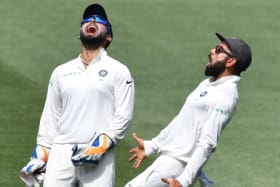 Top order fails again as India take stranglehold on Test