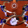 NBA Finals game three LIVE: Warriors on home court against Raptors