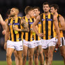 Hawks made it easy for Hurley and Hooker: Clarkson