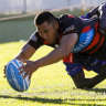 Shute Shield: Norths continue perfect start with win over Manly