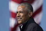 Barack Obama knows, even if he finds it painful to admit, that the uplift he gave the US was ''fleeting''.