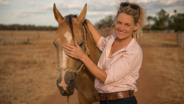 Shanna Whan, founder of Sober in the Country.