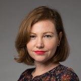 Author Gabrielle Jackson.